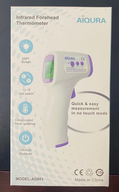 Infrared Thermometer 7